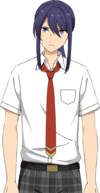 Souma Kanzaki 1st Year Summer School Dialogue Render