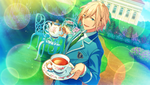 (Angel's Wings) Eichi Tenshouin CG