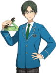(Bento) Keito Hasumi Full Render