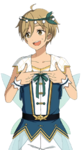 (Gutsy Faerie) Tomoya Mashiro Full Render