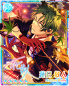 (Maple of the Full Moon Night) Keito Hasumi Rainbow Road Bloomed