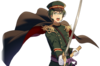 (Skilled Strategist's Blade) Keito Hasumi Full Render Bloomed