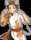 (Rat of the New Year) Mitsuru Tenma Full Render Bloomed