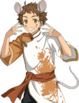 (Rat of the New Year) Mitsuru Tenma Full Render Bloomed