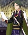 (Samurai of Advice) Keito Hasumi Frameless