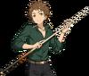 (Three-Cushion) Mitsuru Tenma Full Render Bloomed