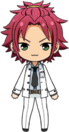 Mao Isara Researcher Outfit chibi