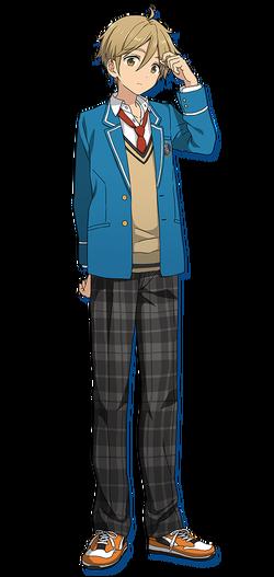 Tomoya Mashiro 1