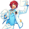 (3rd Anniversary) Tsukasa Suou Full Render Bloomed