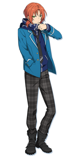 Leo Tsukinaga 1