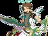 (Angel Vanguard) Mitsuru Tenma Full Render Bloomed