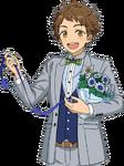 (Precious Bouquet) Mitsuru Tenma Full Render Bloomed