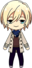 Eichi Tenshouin Casual (Winter) chibi