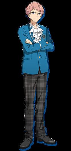Shu Itsuki 1