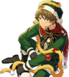 (Green Santa) Midori Takamine Full Render Bloomed