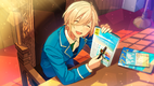 (Pilot of the Great Sky) Eichi Tenshouin CG