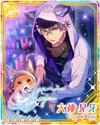 (Wolf Corgi) Koga Oogami Rainbow Road Bloomed
