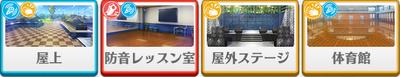 2-A lesson Natsume Sakasaki locations