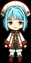Hajime Shino Starfes Outfit chibi