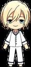 Eichi Tenshouin Hospital Clothes chibi