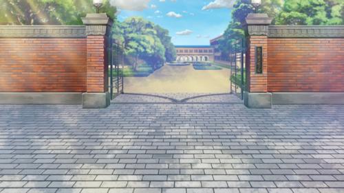 School Gates Full
