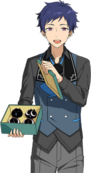 (Multi-Splitting) Yuzuru Fushimi Full Render Bloomed