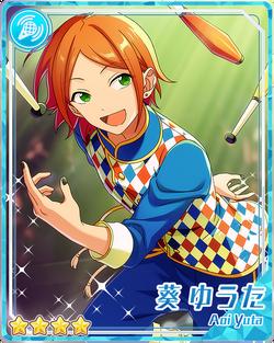 (Support Clown) Yuta Aoi Bloomed