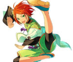 (Leaping Vigor) Yuta Aoi Full Render Bloomed