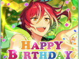 Natsume Sakasaki Birthday Course