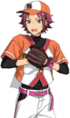(Backup Baseball) Mao Isara Full Render