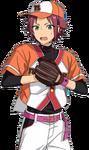 (Backup Baseball) Mao Isara Full Render