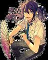 (Hanafuda) Souma Kanzaki Full Render