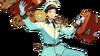 (Hospitable Pilot) Yuzuru Fushimi Full Render Bloomed