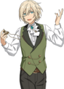 (Master of Delight) Eichi Tenshouin Full Render Bloomed