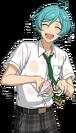 (Playing at the Beach) Kanata Shinkai Full Render Bloomed