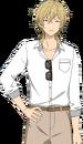 Kaoru Hakaze Casual Summer 2 Dialogue Render
