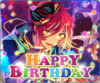 Natsume Sakasaki Birthday Course 2019