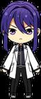 Souma Kanzaki Science Outfit chibi