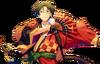 (Elegant Crimson) Keito Hasumi Full Render Bloomed