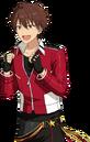 (Senpai Hero) Chiaki Morisawa Full Render