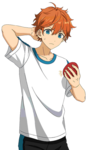(Tamaire Pitcher) Subaru Akehoshi Full Render