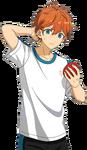 (Tamaire Pitcher) Subaru Akehoshi Full Render