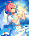 (Angel's Feathers) Tori Himemiya Frameless Bloomed