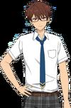 Chiaki Morisawa 2nd Year Summer School Dialogue Render