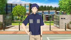 Yuzuru Fushimi ES Casual (Spring-Summer) Outfit