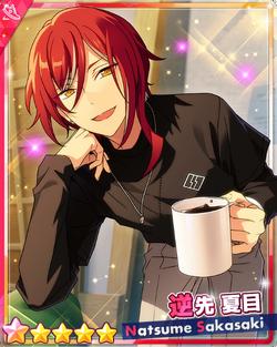 (Leader of Magic) Natsume Sakasaki B