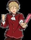 (Whole-Hearted Cheering) Tomoya Mashiro Full Render Bloomed
