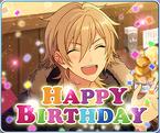 Kaoru Hakaze Birthday Course
