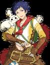 (Protagonist Search) Yuzuru Fushimi Full Render Bloomed