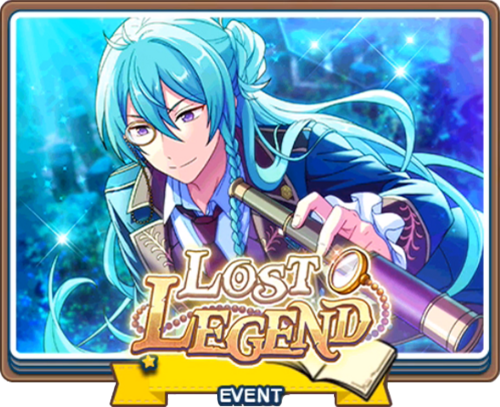 Lost Legend Cover